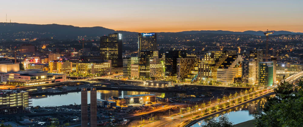Cover image for Calling all developers around Oslo!