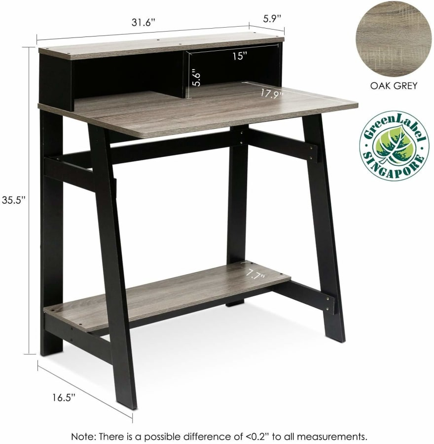 Picture of a small and cute desk