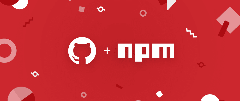 Cover image for .npmrc generator with Github Actions