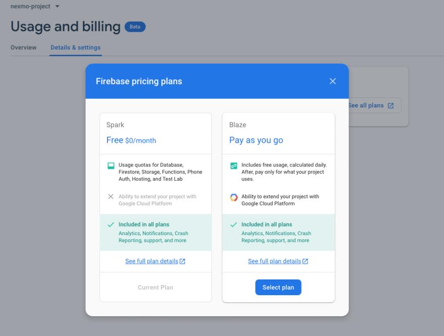 Change Billing