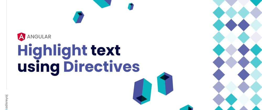 Cover image for Highlight text in paragraphs with a simple directive in Angular