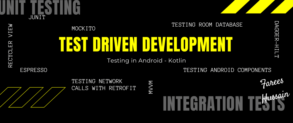 Cover image for Basics of TDD in android
