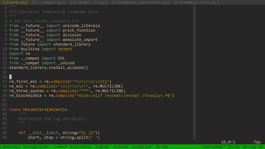 What Does Your IDE/Code Editor Look Like? - DEV Community