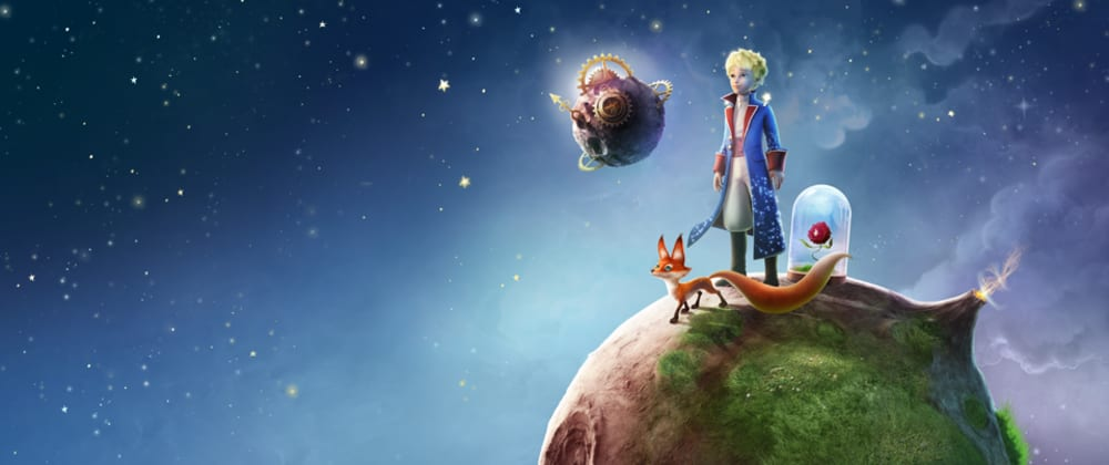 Cover image for The Little Prince - Computational Thinking 101  |  Beginner