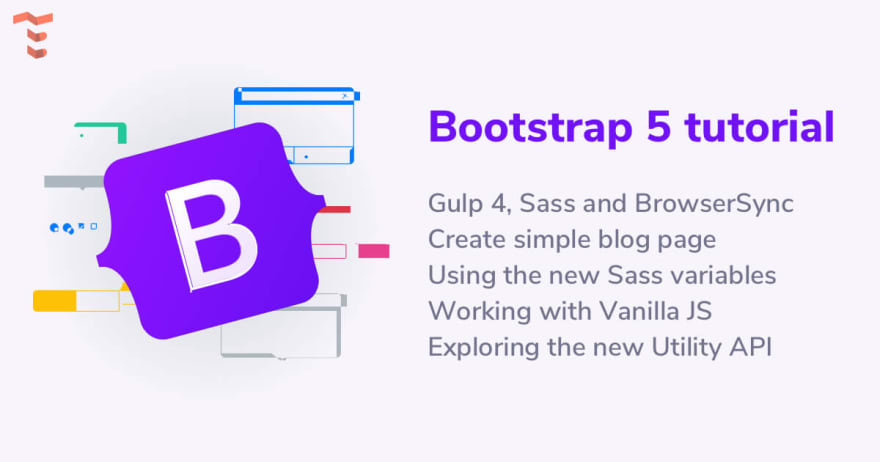 Bootstrap 5 Tutorial