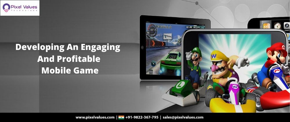 Cover image for Developing An Engaging And Profitable Mobile Game