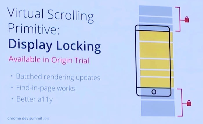 Display Locking