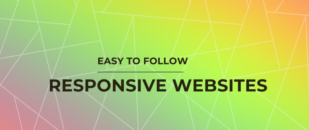 Cover Image for Basic Responsive Websites