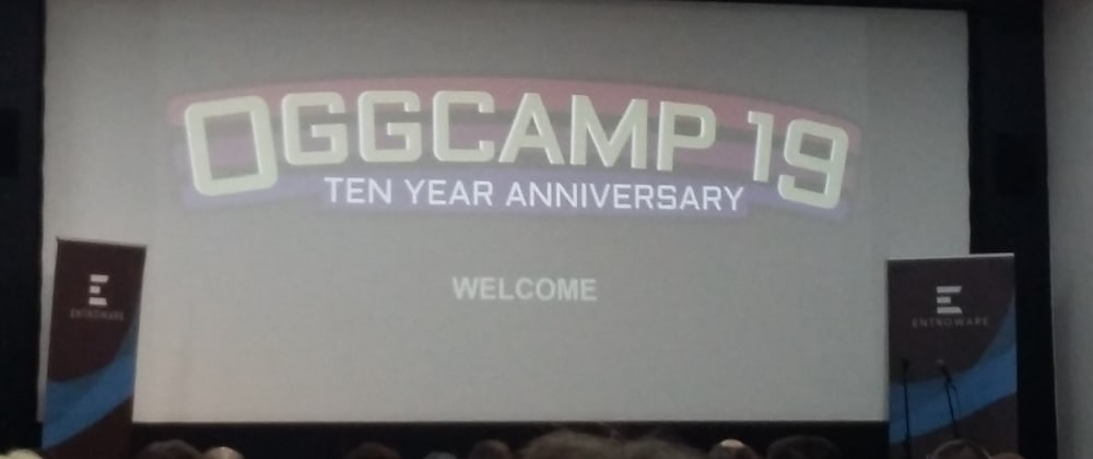 Cover image for Back from OggCamp