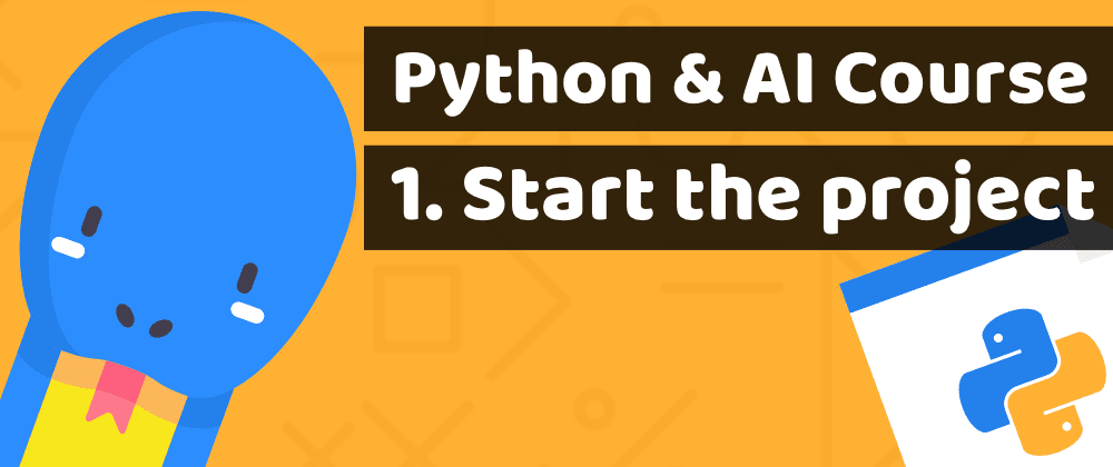 Cover image for Learn Python by building investment AI for fintech - Lesson1: Start the project