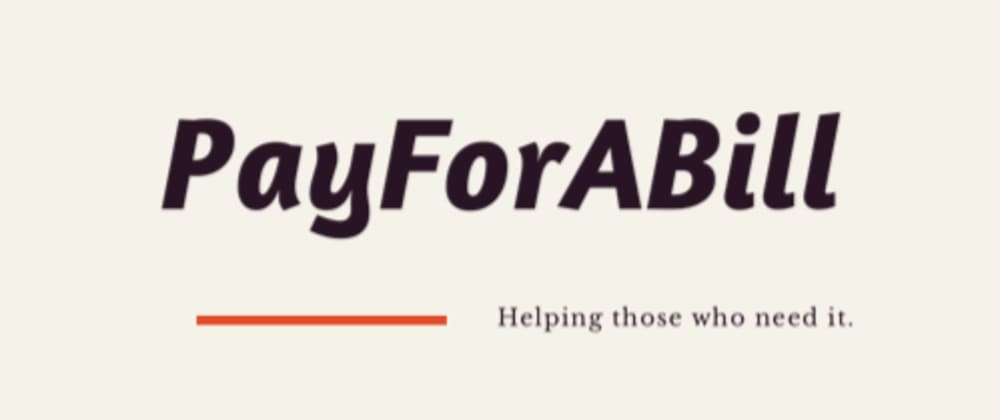 Cover image for Payforabill.com - Aid during this crazy time