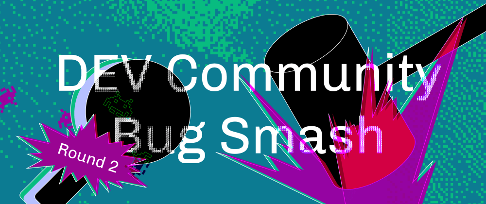 Cover image for Bug Smash is Back — Join In! 🐛