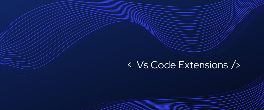 Cover image for Top 6 Vs-Code Extension to be used in 2021