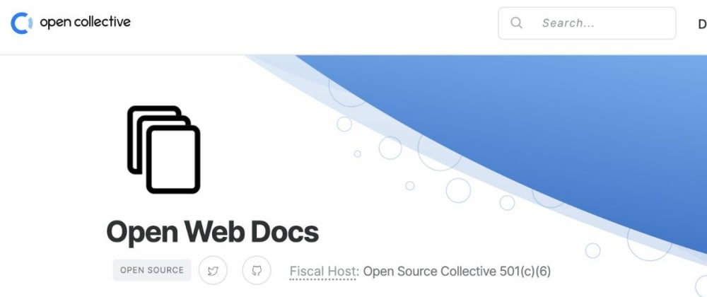 Cover image for Introducing: Open Web Docs!