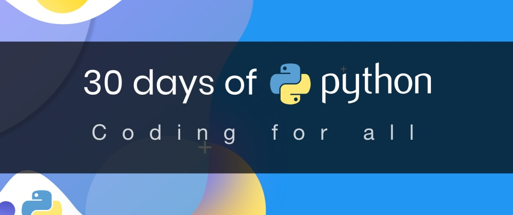 Cover image for 30 Days Of Python Challenge: 5th Day