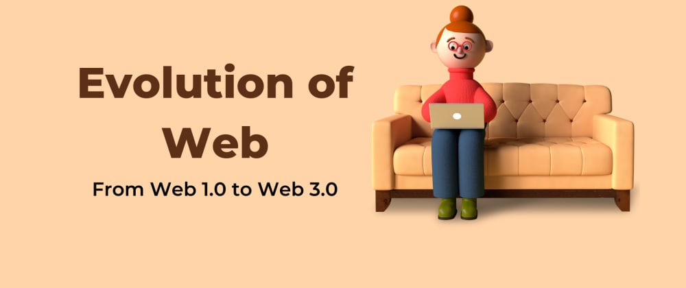Cover image for Evolution of Web