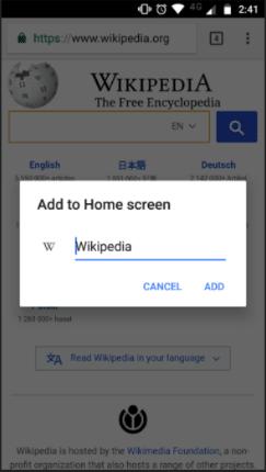 progressive web apps flipkart