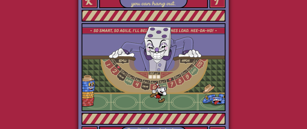 Cover image for 7 Awesome CSS Cards: 🎰 Cuphead Style ☕️ + (animation, pure CSS, tutorual)
