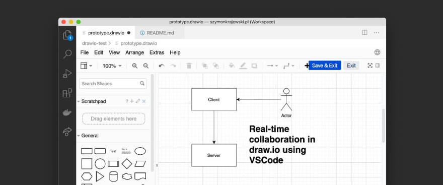https://szymonkrajewski.pl/drawio-real-time-collaboration-in-vscode/cover.jpg