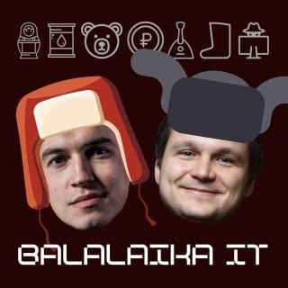 balalaika IT logo