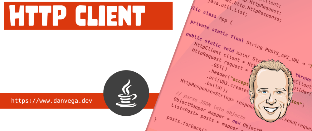 Cover image for Send an HTTP GET Request using Java 11 HttpClient