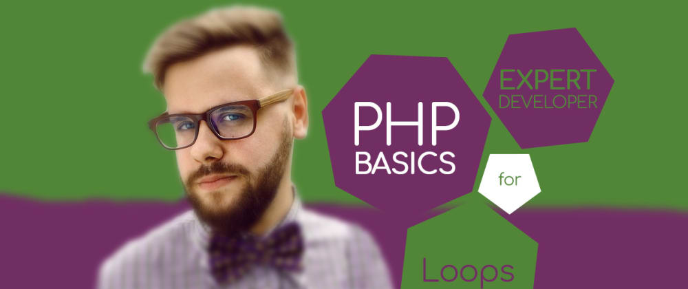 Cover image for Loops in PHP.