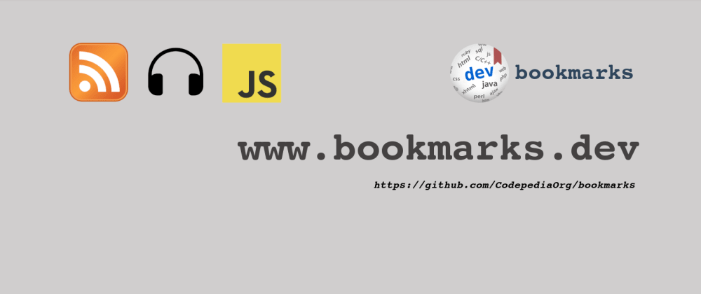 Cover image for My bookmark worthy JavaScript podcast list