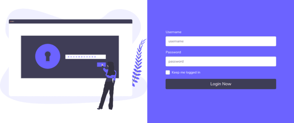 Cover image for Bootstrap 5 Login Form