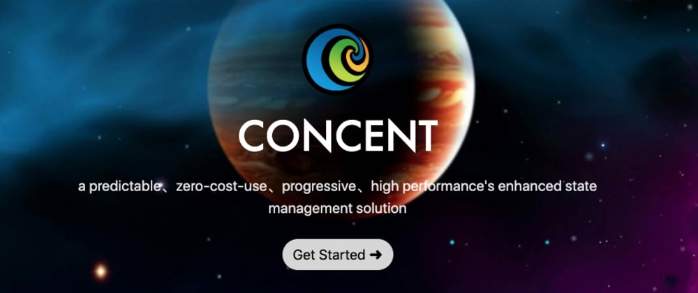 Cover image for Concent ReadMe have been translated to en