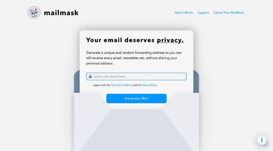 MailMask
