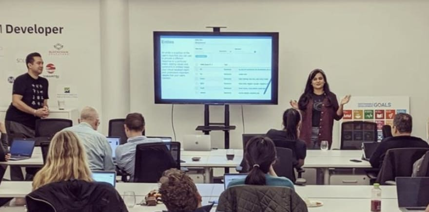 Pooja Mistry presents AI to the Edge