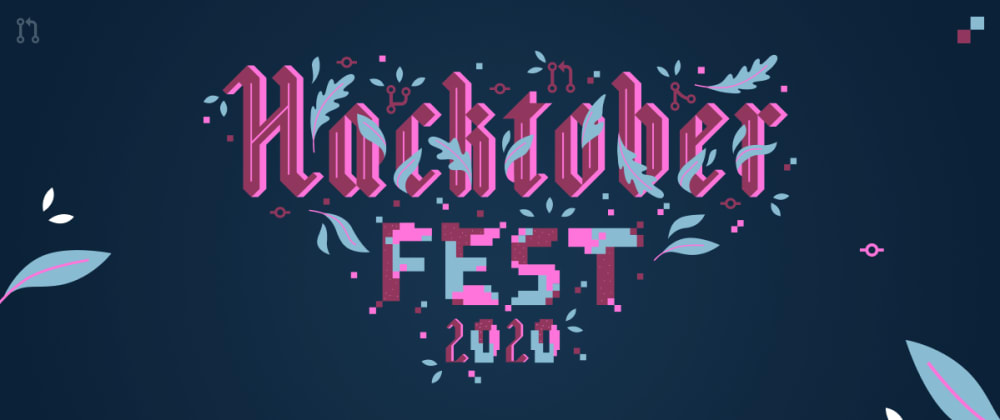 Cover image for Hacktoberfest 2020 🏆