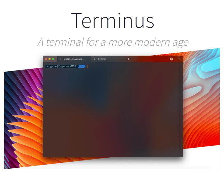 Terminus terminal