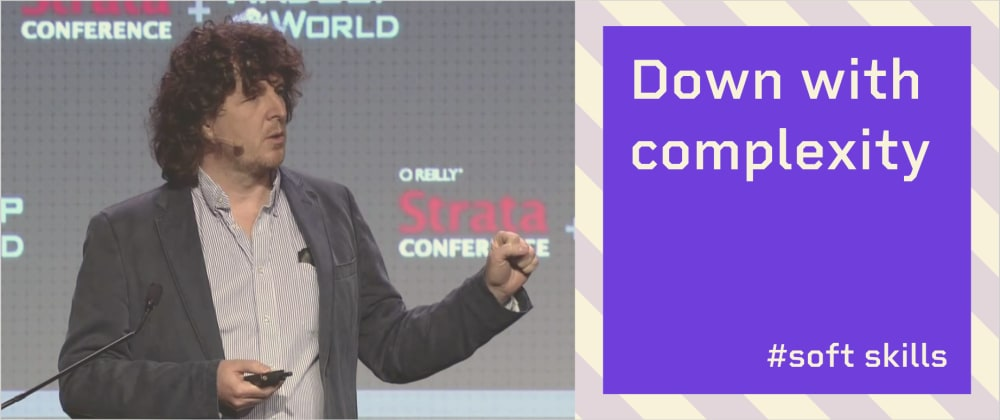 Cover image for 4 Conference talks that changed my perspective as a web dev