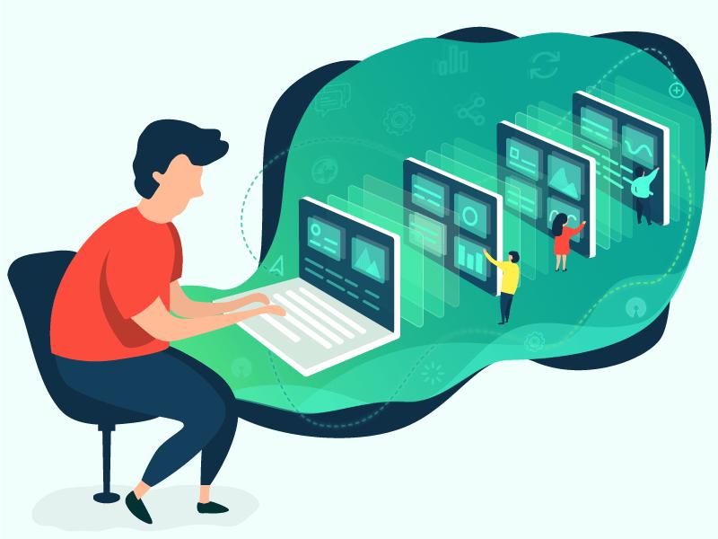 open-source admin dashboard