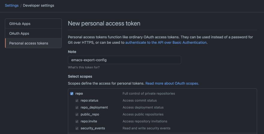 generate-github-api-token