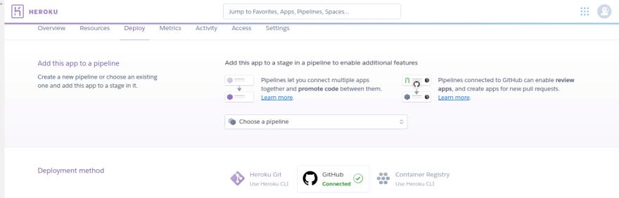 Create File Procfile