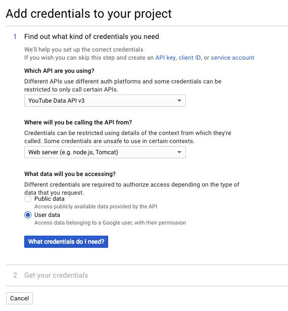 YouTube API Integration: Uploading Videos with Django - DEV