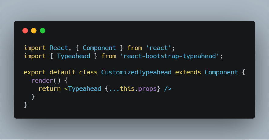 Wrapper Component