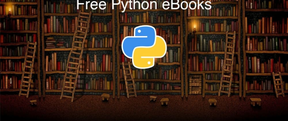 Cover image for 11 Free eBooks to Learn Python