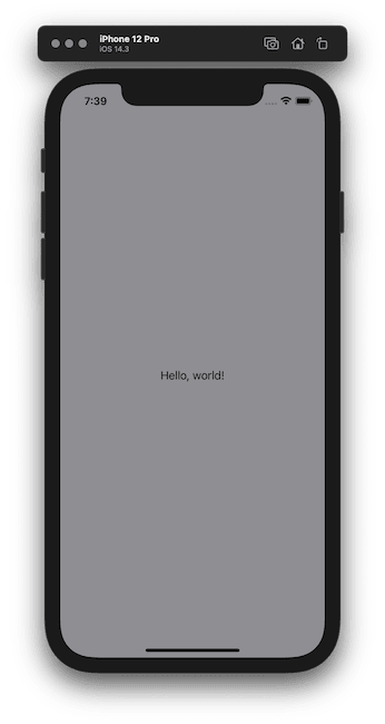 Text background color fullscreen