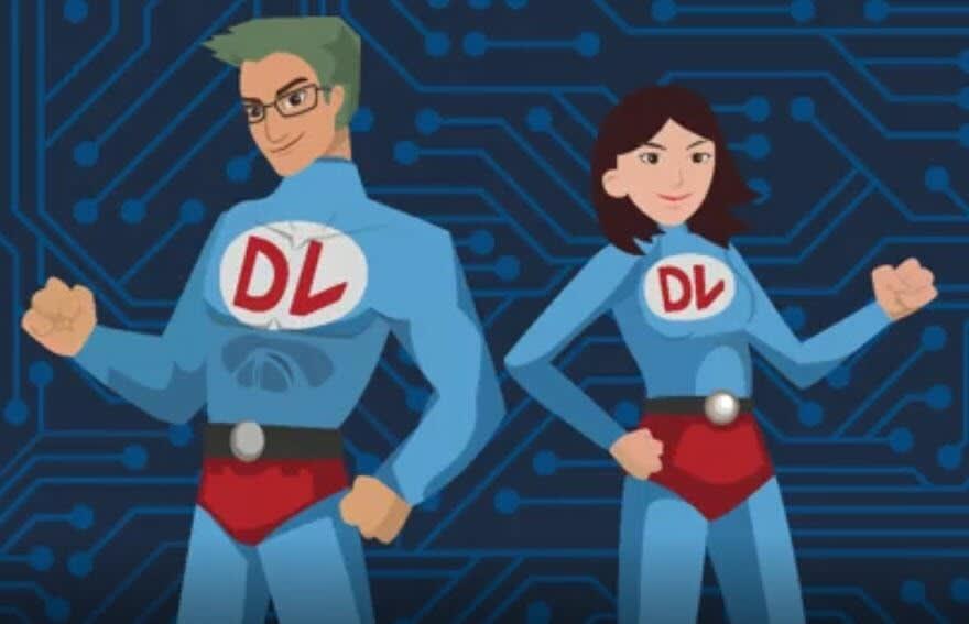DL is a superpower