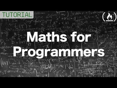 Maths for Programmers