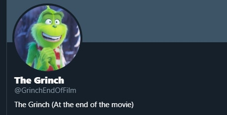 The Grinch Bot