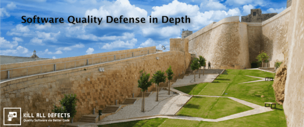 Cover image for Software Quality Defense in Depth