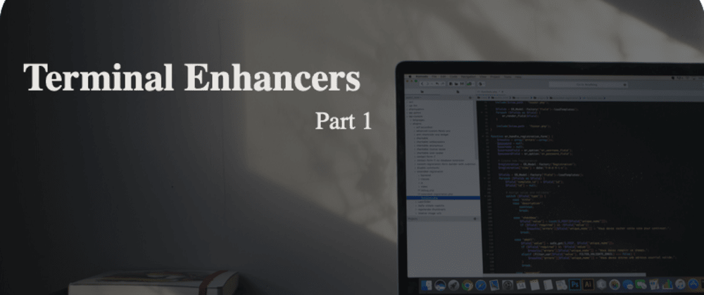 Cover image for Terminal Enhancers - Part 1