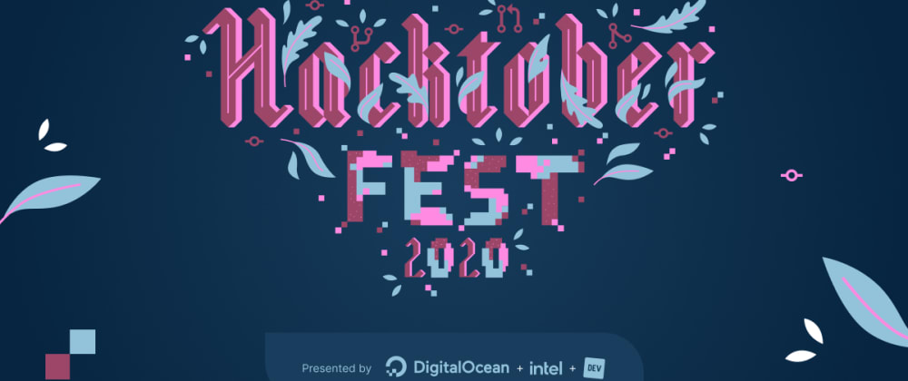 Cover image for #Completed Hacktober FEST 2k20!