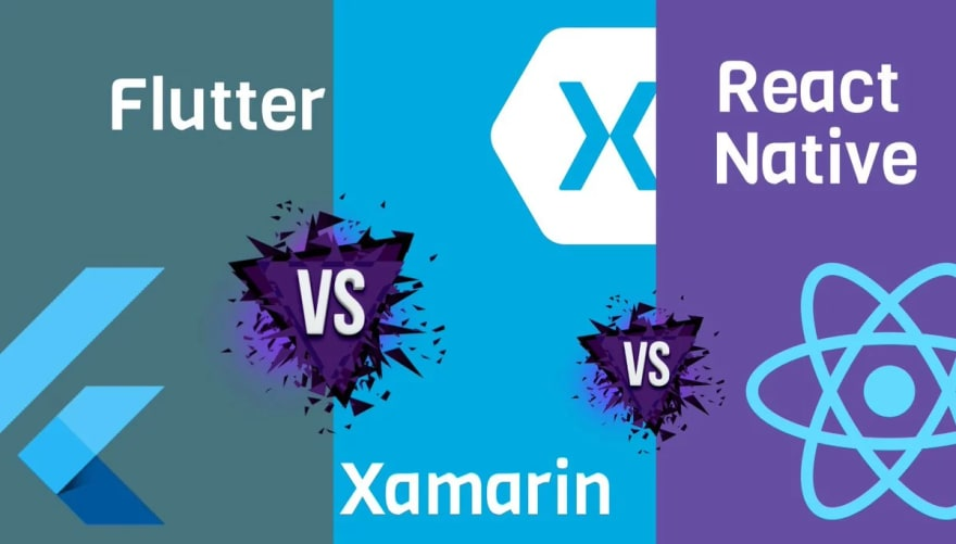 Flutter, React Native y Xamarin: Son 3 de los Frameworks más usadas y que mayor crecimiento han tenido durante 2019