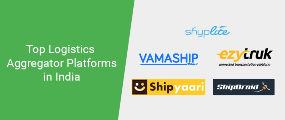 Cover image for Top 5 Best Shipping Aggregators in India