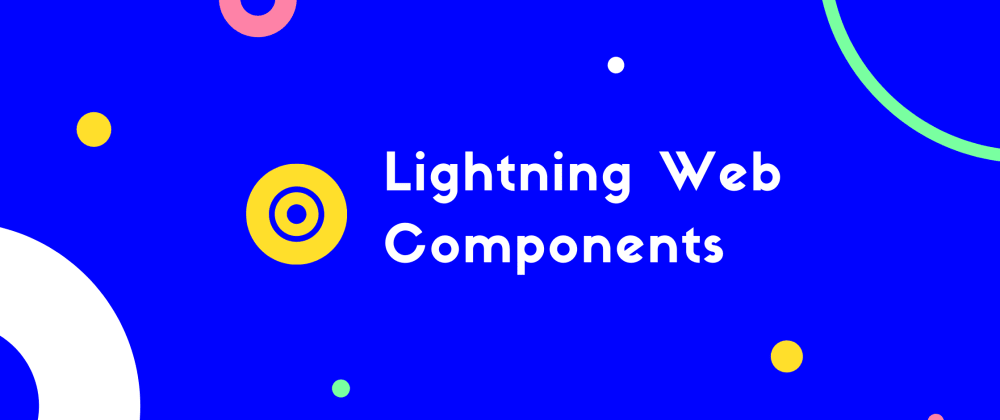 Cover image for Lightning web components - More JavaScript!